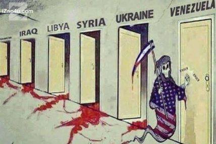 Iran,  les USA vont droit dans le mur!  Il faut faire cesser ce diktat américain du pompier pyromane avant l'embrasement général !