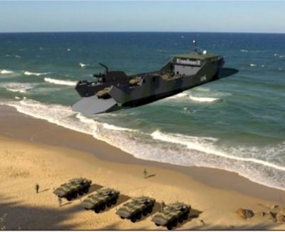 USA : Les Light Amphibious Warship du Corps des marines