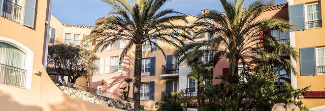 Le Byblos ...adresse mythique de Saint-Tropez !