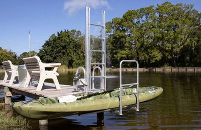 Innovation - Golden Completely Redesigns Its Kayak Launch