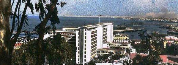 Le gouvernement général à Alger