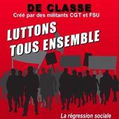 """Réunion du """" Front Syndical de Classe """" du 4 novembre 2017 : INTRODUCTION à la DISCUSSION - Commun COMMUNE [le blog d'El Diablo]"""