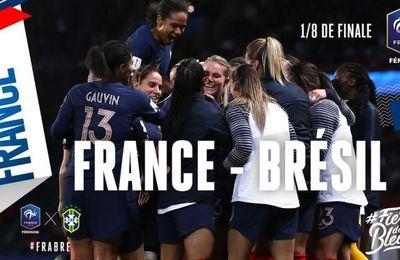 [Foot] Coupe du Monde (1/8e de Finale) France / Brésil à suivre en direct ce dimanche sur TF1 et Canal + !