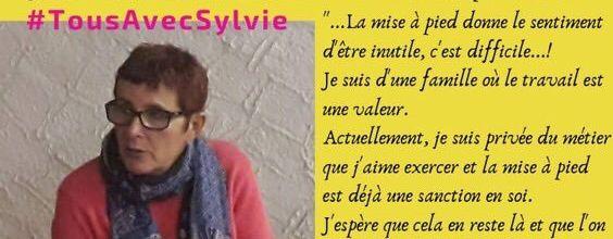 SOUTIEN À SYLVIE, factrice à Tulle (Corrèze) mise à pied (un mois sans salaire !) pour avoir voulu rendre service ! PÉTITION