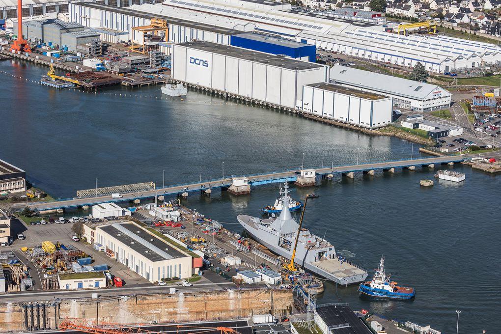 Covid-19 – Naval Group annonce un plan d'action pour atténuer l'impact de la crise