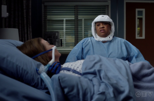Critiques Séries : Grey's Anatomy. Saison 17. Episode 5.