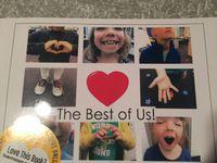 The best of us!  le meilleur de nous