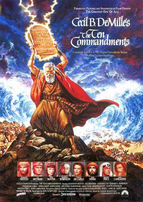 Les Dix Commandements de Cecil B. DeMille