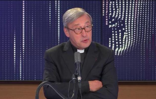 Interview de Mgr. Patrick CHAUVET sur France Info ce 14 août 2020