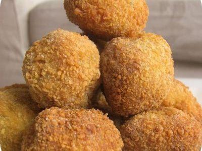 Croquettes de poulet ou les nuggets maison