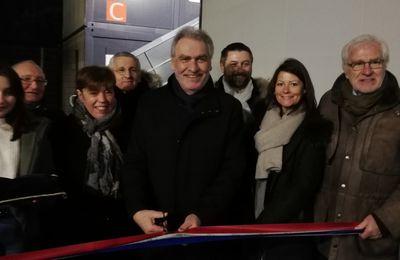 Mandres-les-Roses, le collège est inauguré !!!!