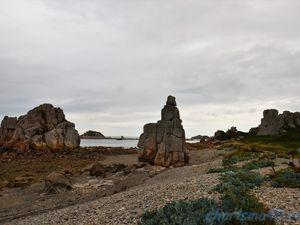 Port Scaff, Plougrescant (Voyages en camping-car)