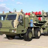 S-350E Vityaz (50R6) Surface-to-Air Defence Missile System