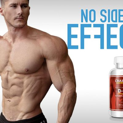 CrazyBulk D-Bal Side Effects ǀ Is This Steroid Legal and Safe?