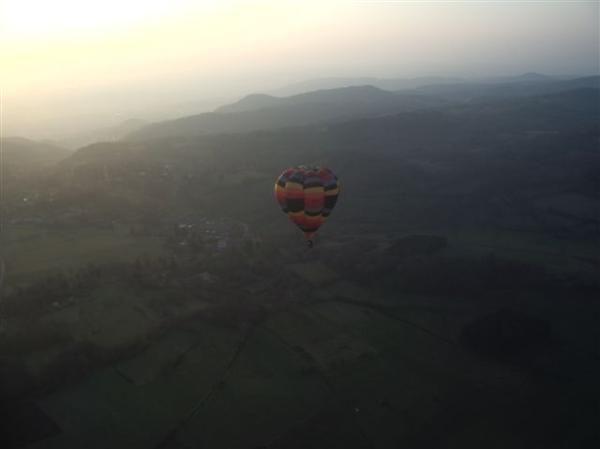 Vol libre en Auvergne sur les sites du Puy-de-Dôme , du Sancy et du Cantal