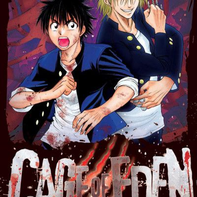 Cage of Eden Tome 3