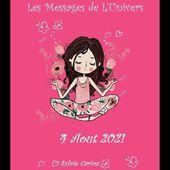 MESSAGE DE L'UNIVERS 4 AOUT LE CROCODILE ANNONCE DE L'AGRESSIVITE DE NOS ENNEMIS