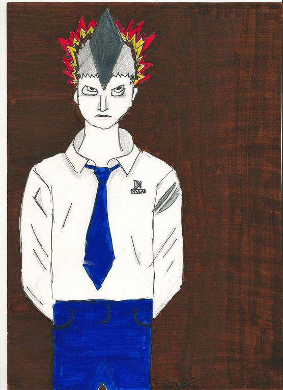 Album - Dessins Mangas/College-Virebelle