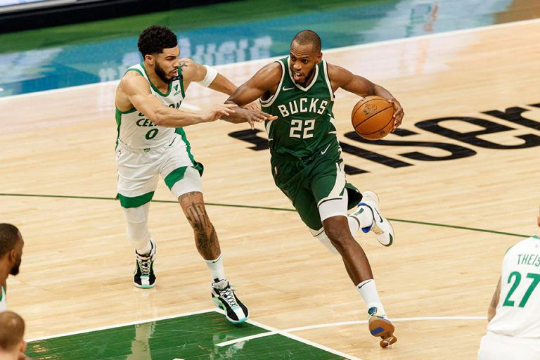 Milwaukee s'en sort bien face aux Celtics et remonte à la deuxième place à l'Est