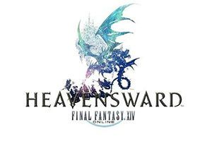 Cinématique d'introduction de Final Fantasy XIV : Heavensward sur #PS4