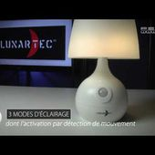 LAMPE DE BUREAU SANS FIL A LED - Teinte chaude et froide - [PEARLTV.FR]