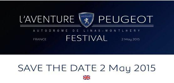 Aventure Peugeot Festival 2015