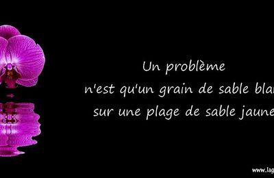 Un problème ?