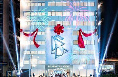 Erste Ideale Scientology Kirche in Tokio eröffnet