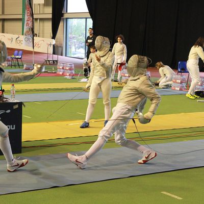Team Competition Sabre 2019