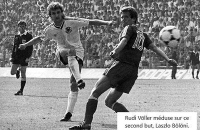 Championnat d'Europe des nations 1984 en France, Classements.