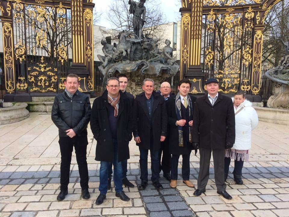 Compte-rendu de la galette des rois Comités Jeanne/Parti de la France à Nancy