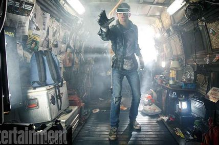 READY PLAYER ONE : PREMIÈRE IMAGE