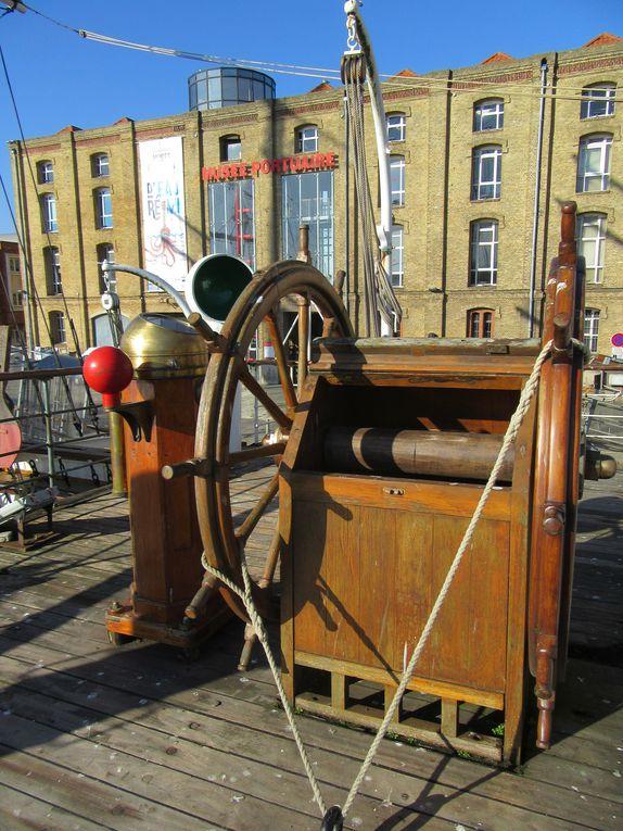 SMFR20 Musée portuaire : la vie d'un élève de la Marine