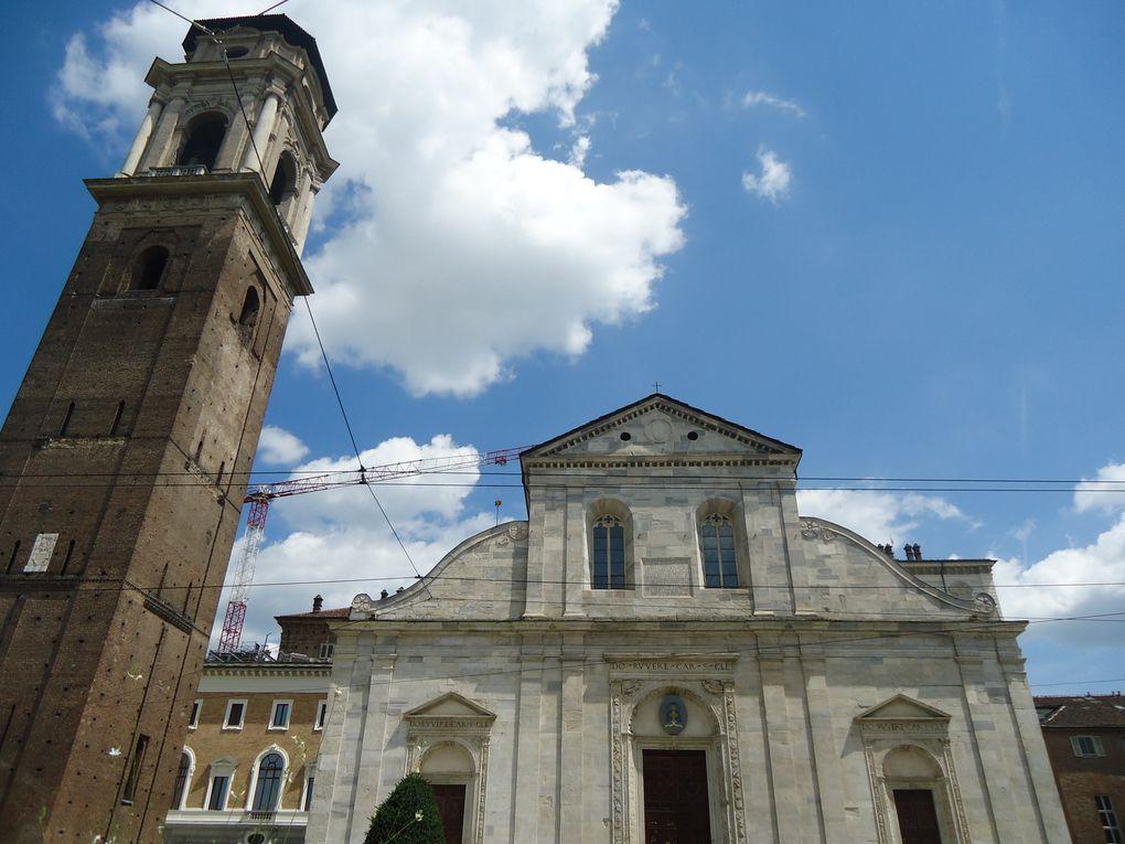 Petite visite en Italie