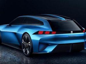 Peugeot Instinct...le concept autonome qui a du style!