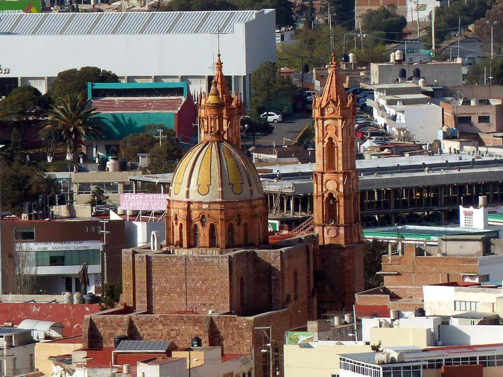 Tamasopo-Zacatecas-Ojinaga