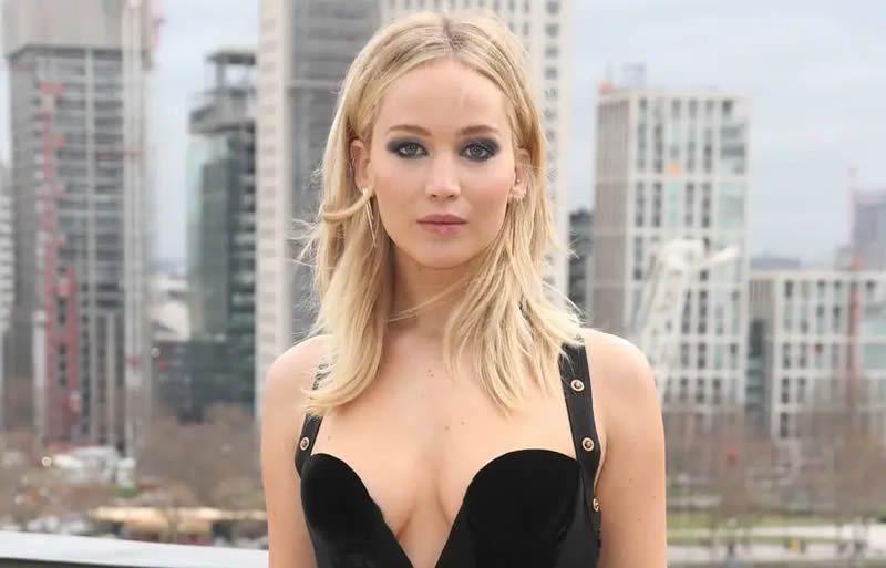 L'actrice Jennifer Lawrence — WENN