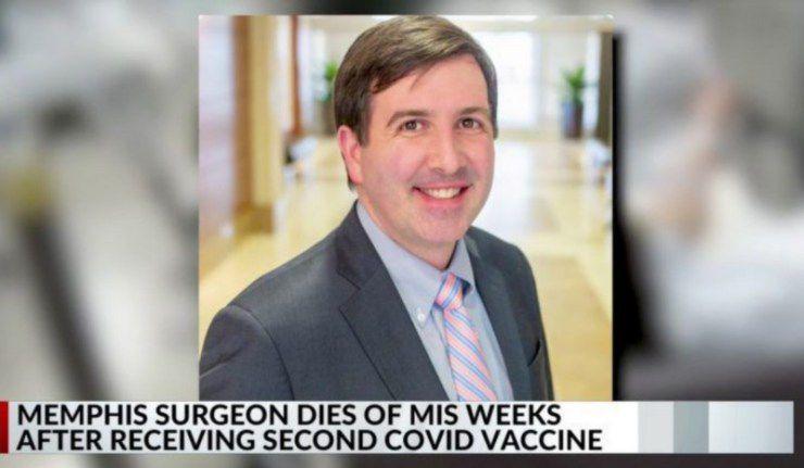 Un médecin de 36 ans meurt après une deuxième dose de vaccin Covid