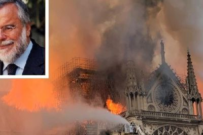 """""""L'Église de Bergoglio brûle"""", écrit Riccardi. Mais le problème est l'absence de logique, pas la verticalité."""