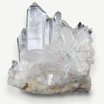 Quartz (ou cristal de roche)