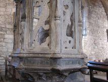 Visite commentée de l'église St Mansuy de Fontenoy le Château
