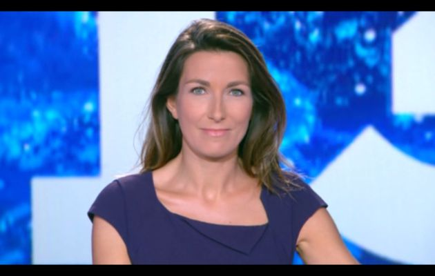 [2012 07 28] ANNE-CLAIRE COUDRAY - TF1 - LE 13H @13H00