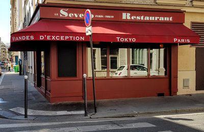 Le Severo (Paris 14) : Viande à part