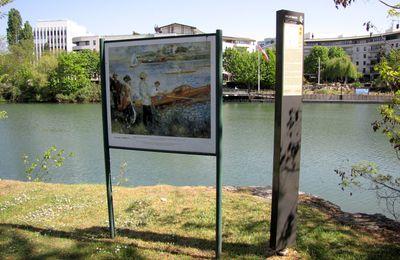 Pierre-Auguste Renoir, les canotiers à Chatou