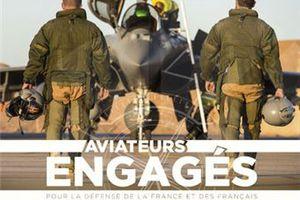"""Livre """"pour rêver et réfléchir""""/ Les aviateurs et la défense du territoire national. Plus de 200 photos légendées..."""