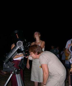 Nuit des étoiles le samedi 8 août 2015 au parc du Sausset à Aulnay-sous-Bois