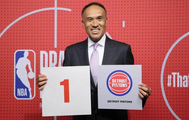 Detroit récupère le premier choix de la NBA Draft 2021