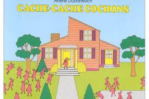 cahier de liaison CACHE-CACHE COCHONS