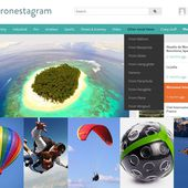 Dronestagram Blog : News, tips and tricks about the world's first drone photography social network - OOKAWA Corp.