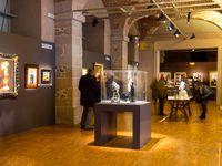 Exposition Pêle-Mêle à la galerie des Hospices de Limoges